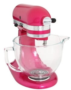 KitchenAid Artisan Pink Mixer