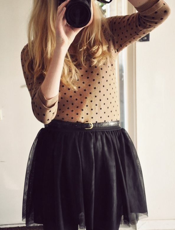Obsessions: Tulle Skirts