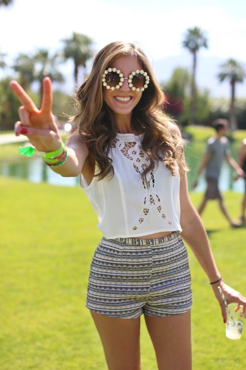 Festival Fashion Inspiration Outfits