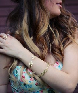 Summertime Floral featuring Misstichy & Potissi Jewelry
