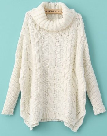 winter must haves oversized sweater