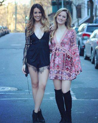 Fashion Hotbox X Macarons & Madelines: Boho-chic