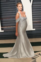 Rosie Huntington Whiteley in Versace