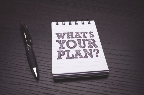What´s your plan?