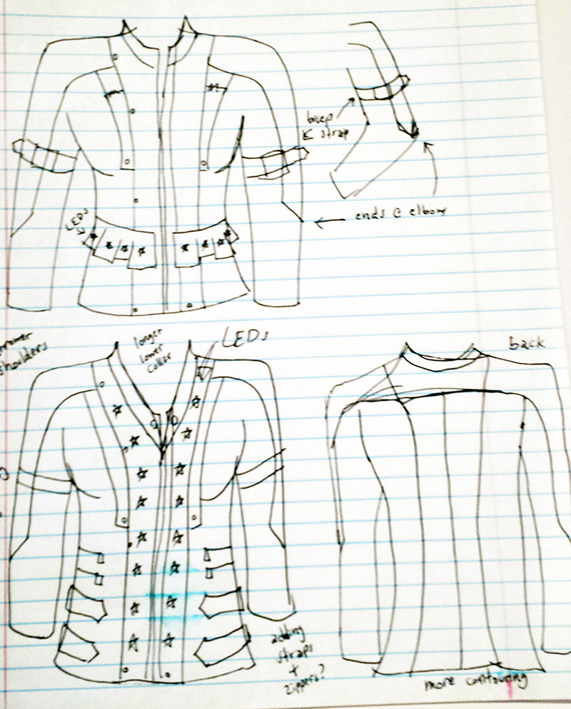My Jacket Design