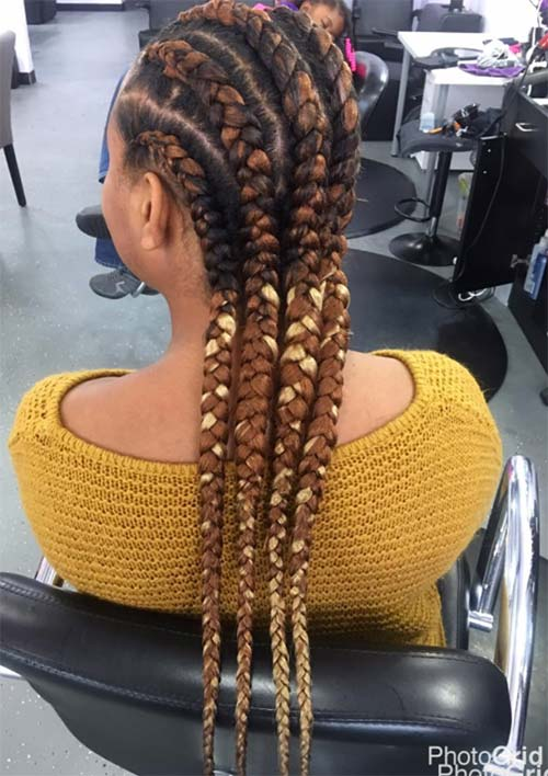 53 Goddess Braids Hairstyles Tips On Getting Goddess