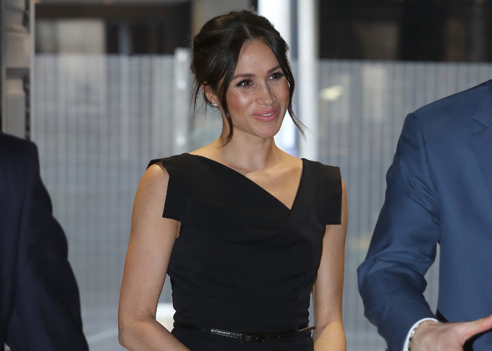 Meghan Markle Wore The Most Iconic LBD
