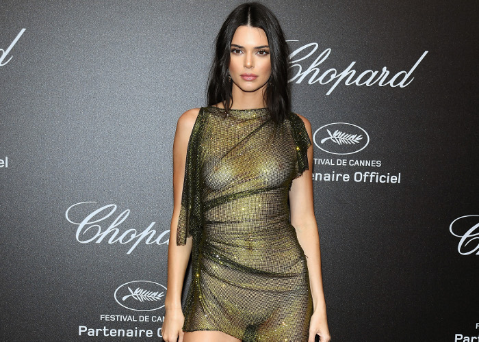 Kendal Jenners Sexiest Most Naked Looks