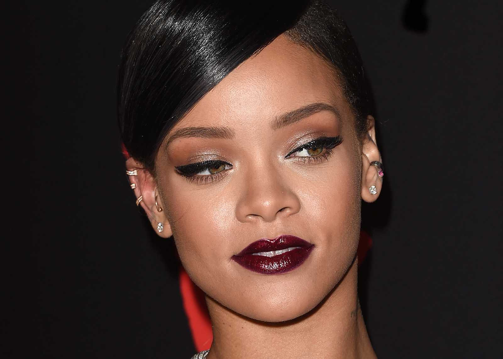 Rihanna S Most Iconic Makeup Looks Fashionisers 169 Part 2