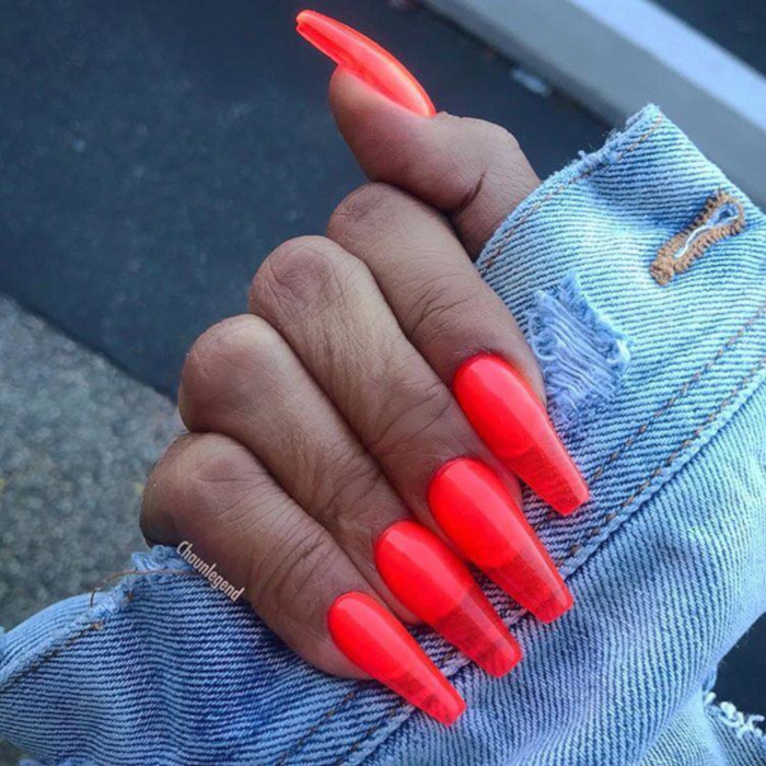 The-90s-Inspired-Jelly-Nails-Are-Trending-on-Instagram-neon nails
