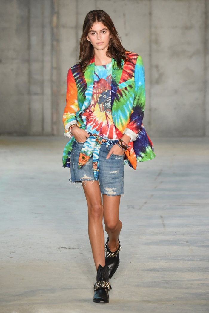 The Most Exciting Spring 2019 Trends You Have To See For Yourself tie dye print