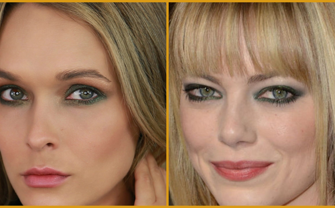 How to Get an Emerald Smokey Eye