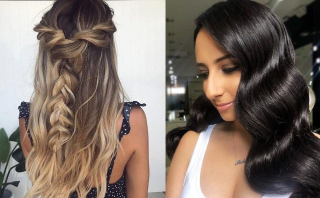 the best long hairstyles for winterthe best long hairstyles