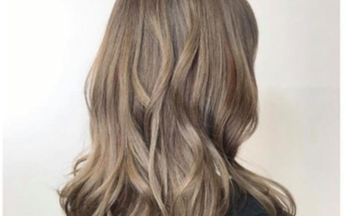 Milk Tea Hair Color Is The Asian Trend You Will Fall In Love With 7