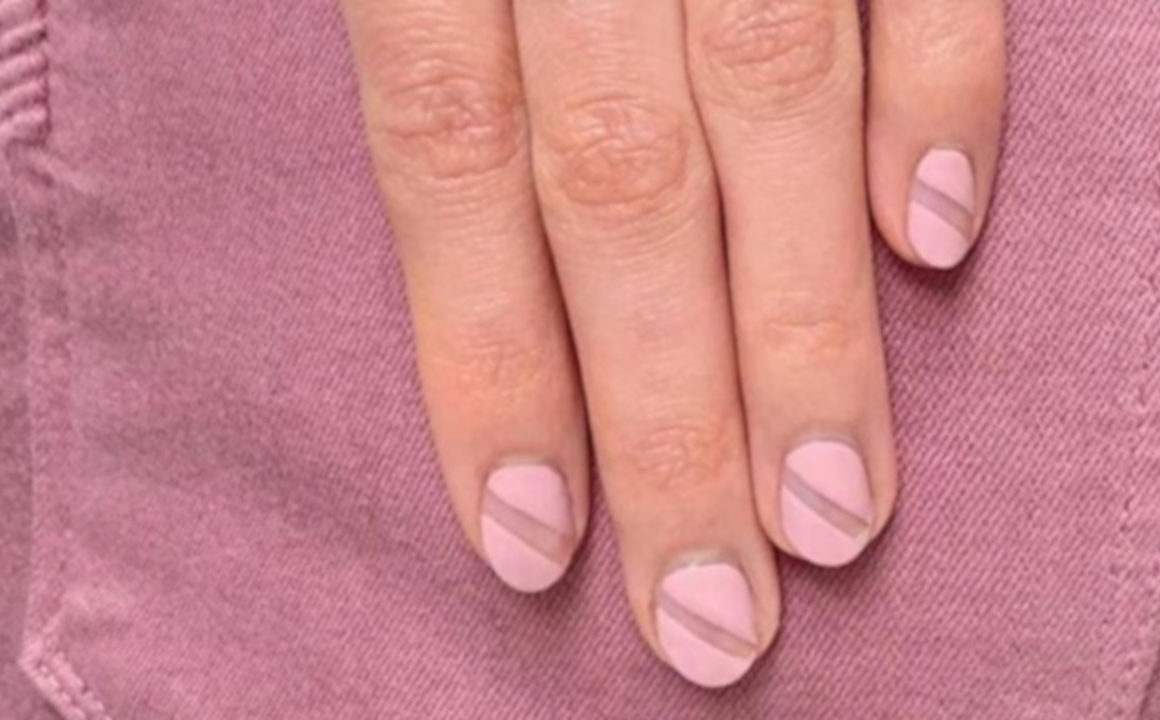 Classy Nail Art For Short Nails