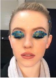 Euphorias 10 Boldest Makeup Looks