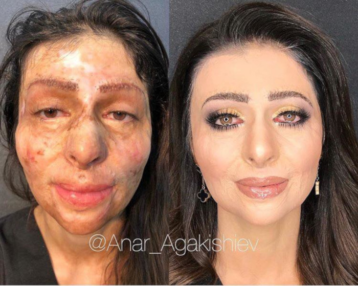 Incredible Beauty Transformations That Show How Makeup Empowers Women