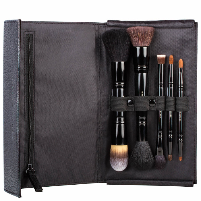 best makeup brushes - kevyn aucoin the expert brush collection