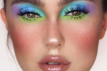 Spring Pastel Makeup Looks