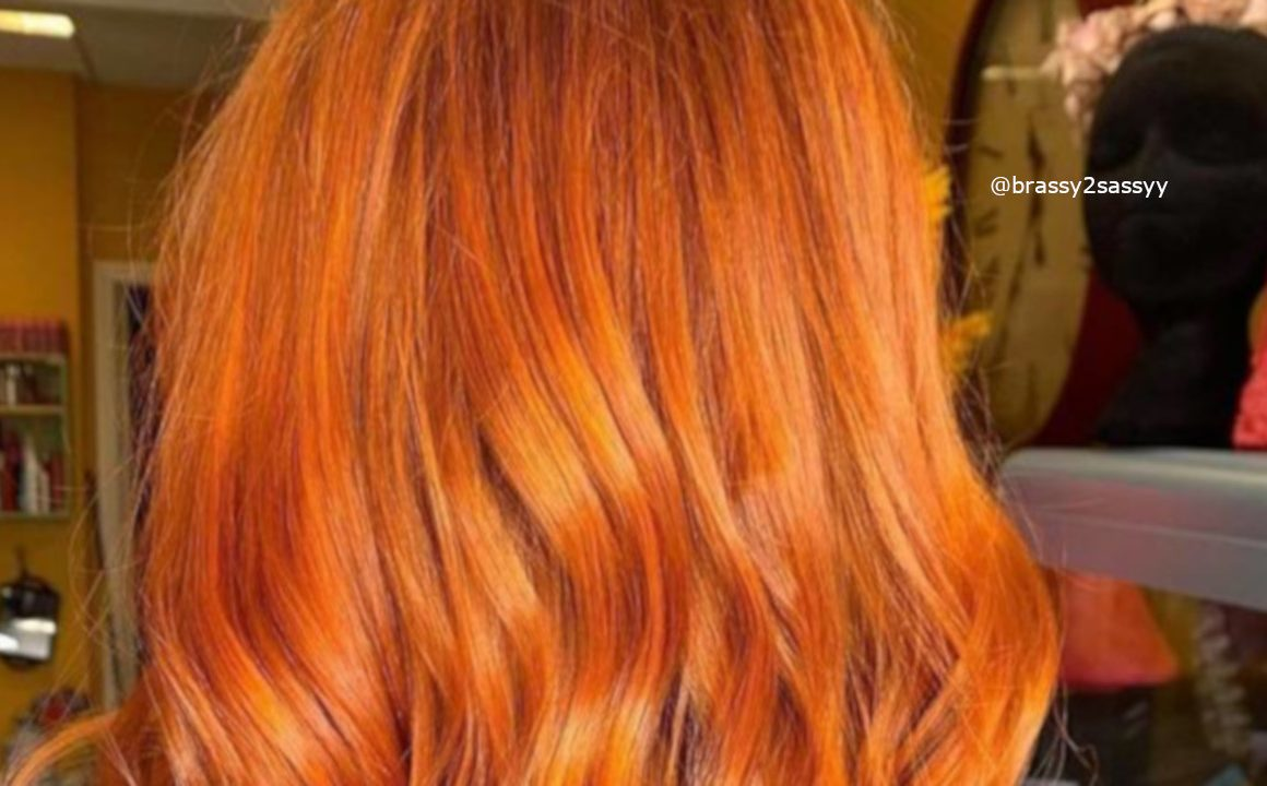 Copper Hair Colors For Summer