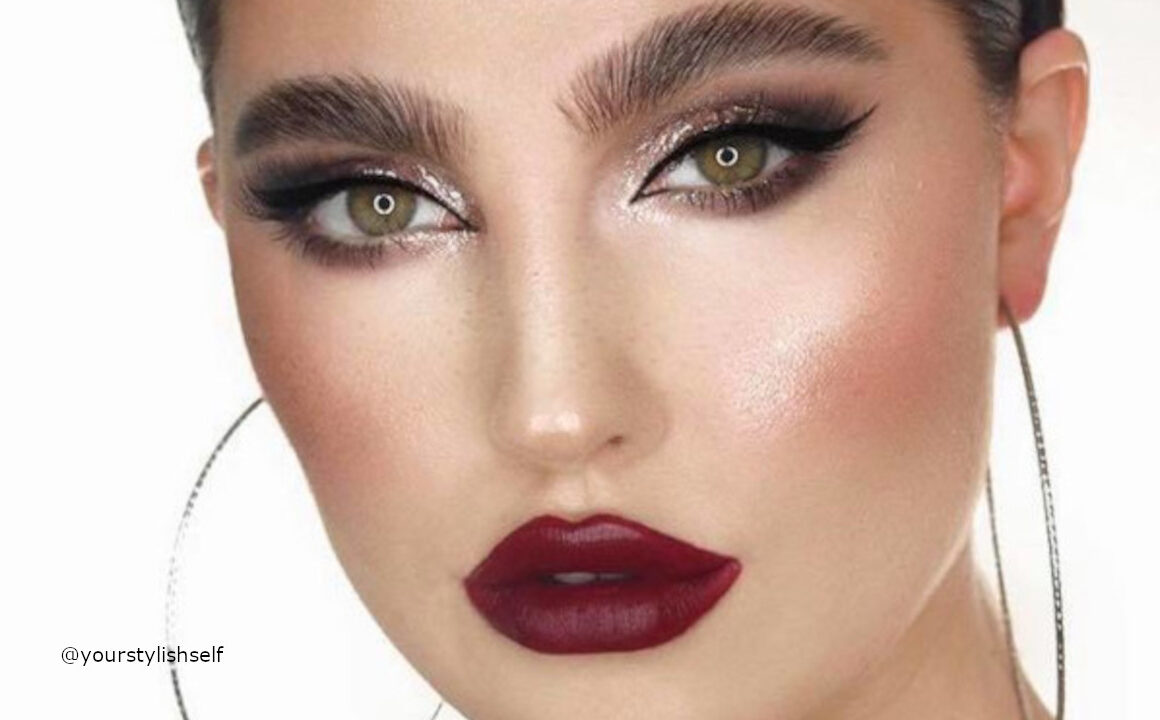 Vampy Makeup Looks For Fall