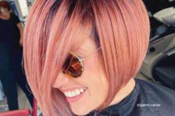 Layered Bob Haircuts To Refresh Your Look This Fall