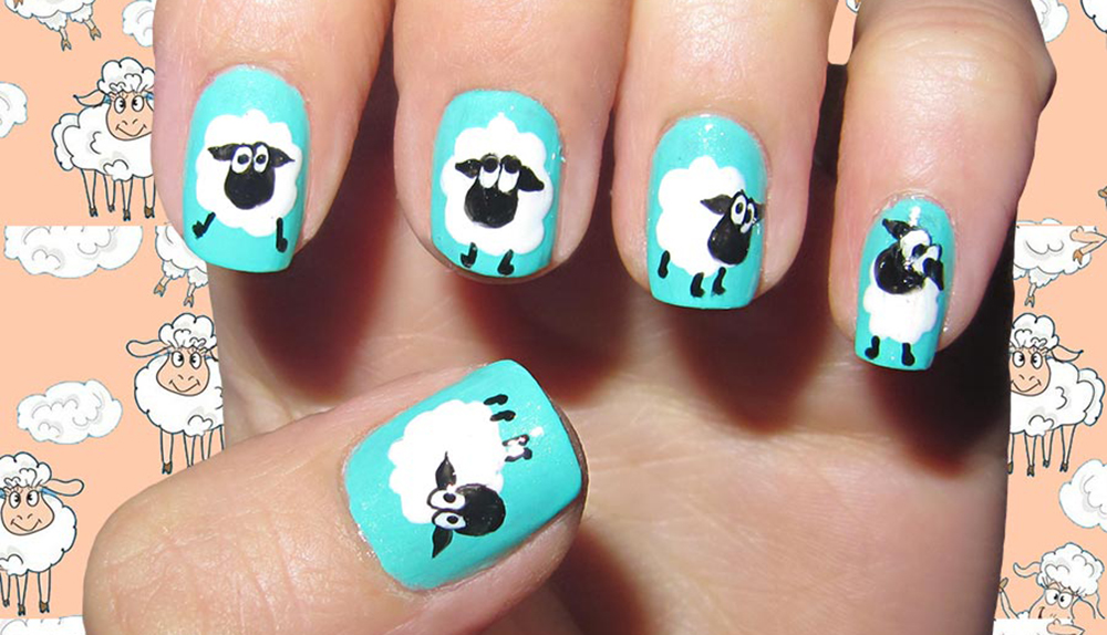 sheep_nail_art_fashionisers_2020