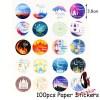 100pcs stickers 2