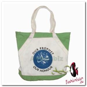 our prophet our honour 1 Accent Tote Bag