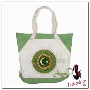 starnmoon chakra green Accent Tote Bag