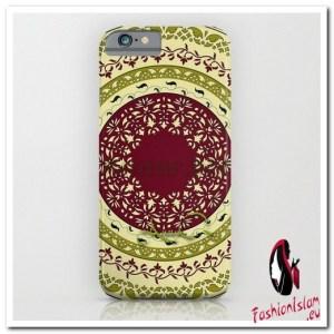 Arabic Pattern 5 iphone case