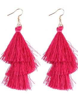 Tassel Earrings Goof