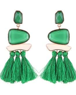 Bohemian Drop Dangle Earrings