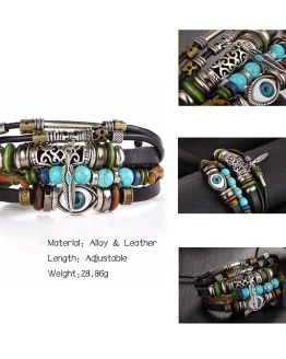 Turkish Eye Bracelets