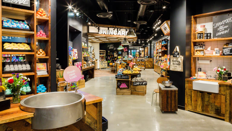 A Look Into Lush Cosmetics Business