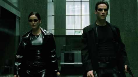 xxKeanu Reeves & Carrie-Anne Moss aan boord voor Matrix-prequelx