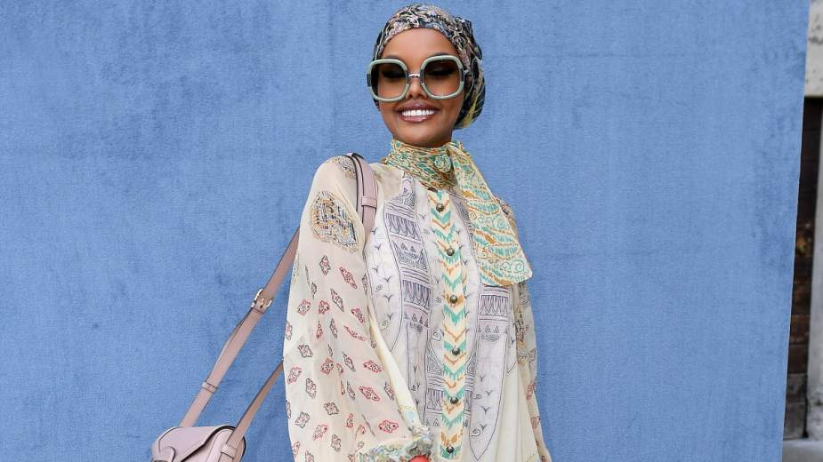 How I Shop: Halima Aden