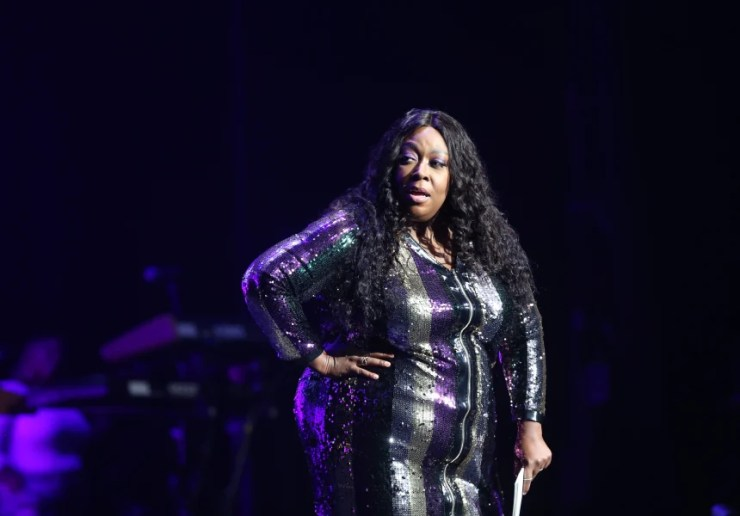 Loni Love Is Wrong About the Absence of Plus-Size Fashion Icons