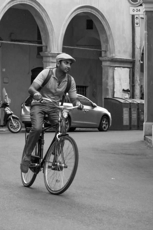 "Aziz Ansari in ""Master of None."" Photo: Netflix"