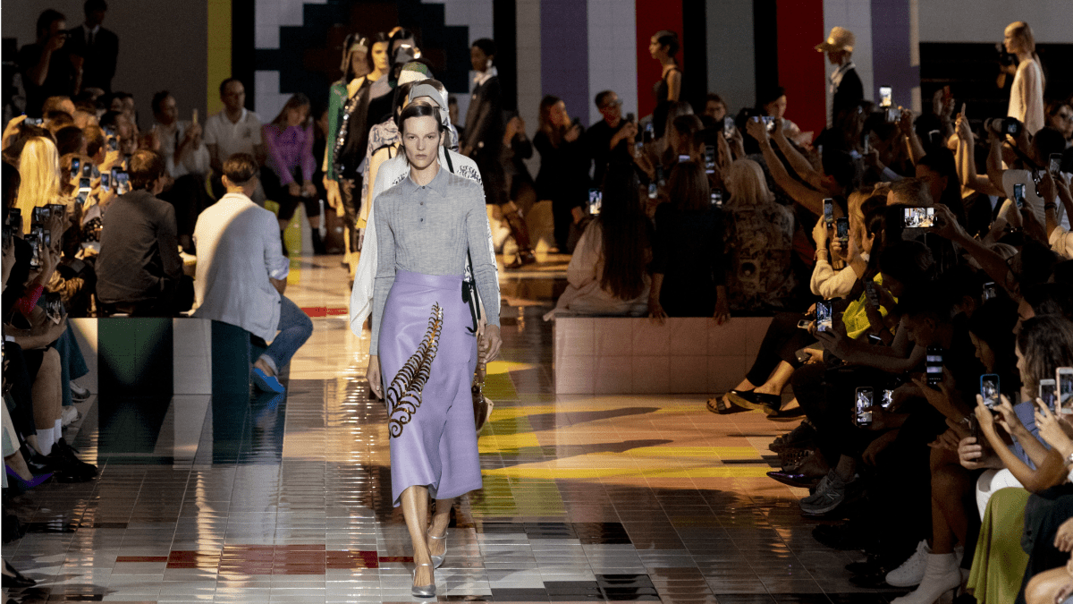 Miuccia Prada Chooses Style Over Fashion For Her Spring