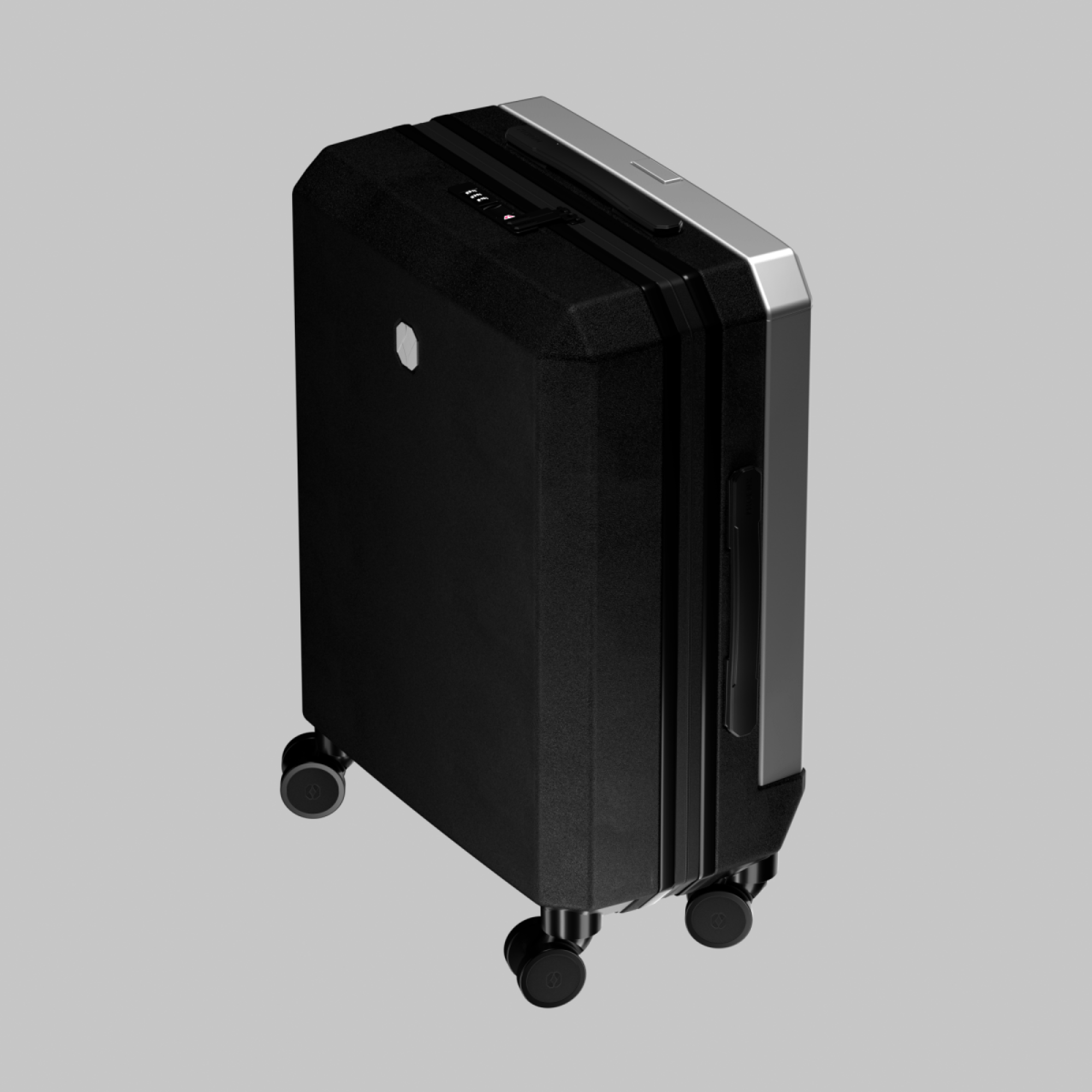 Phoenx Carry-On Suitcase, $210, available here.