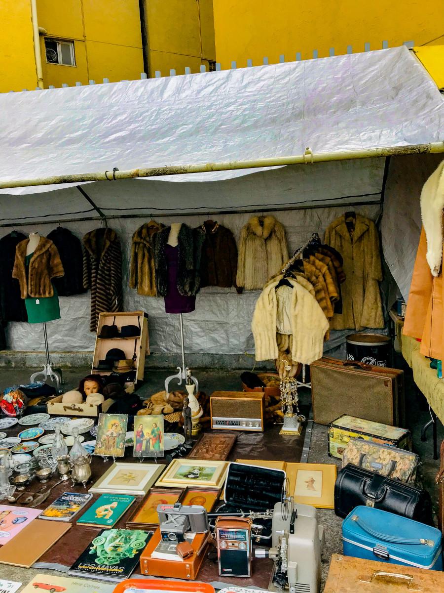 La Lagunilla open air market.Photo: Molly McLaughlin