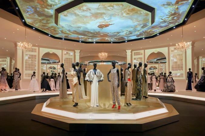Image result for dior dresses v&a exhibit