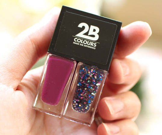 2b colours nail polish