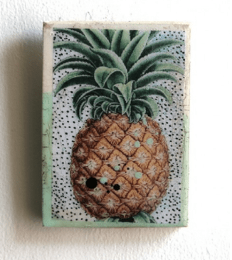 Pineapple Tile $45