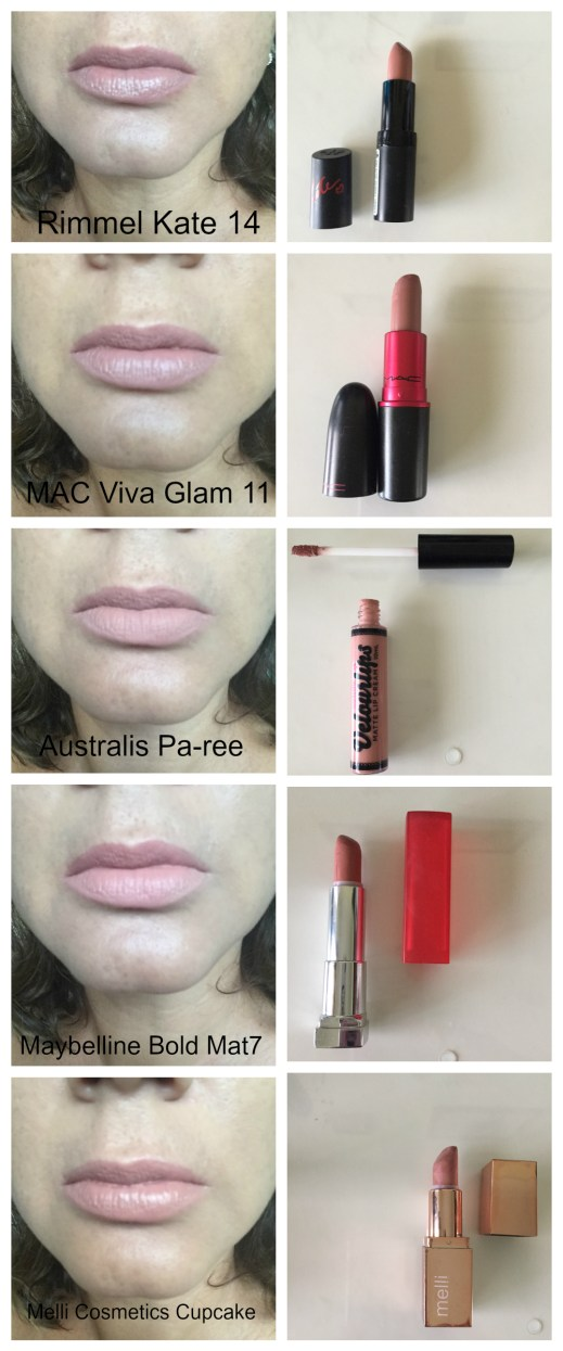 Nude lippies