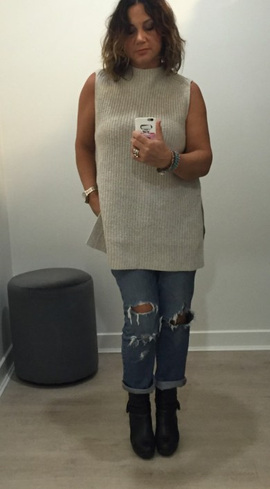 Sussan Sleeveless Knit $89.95