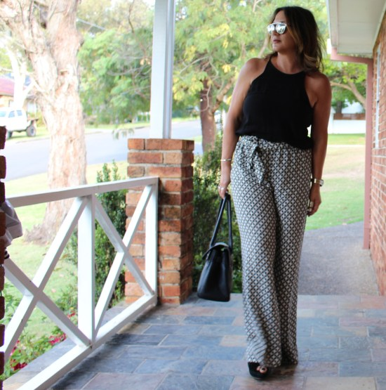 What I wore today - Bloggers United au event