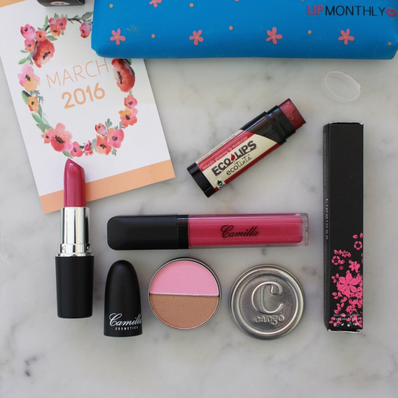 Lip Monthly March 2015