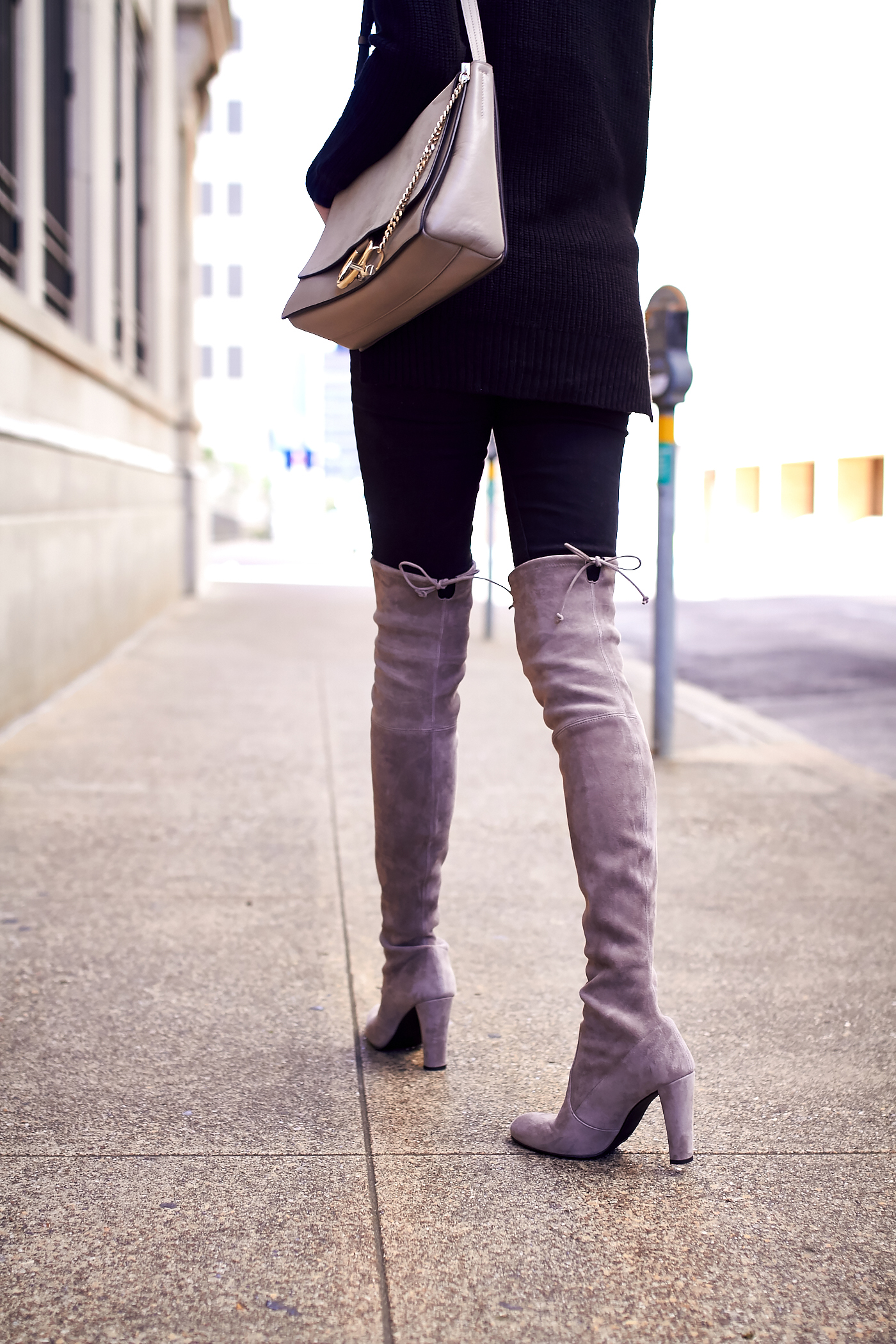 Outfits Jeans Fall Skinny Scarves Boots